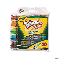 Crayola® Twistables Colored Pencils - 30 Count