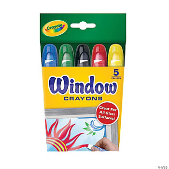 Crayola® Window Crayons