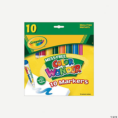 Crayola® Color Wonder Markers