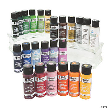 Enamel Acrylic Paint Assortment