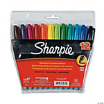 Sharpie® Fine Point Markers