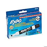 Expo® Low Odor Dry Erase Markers