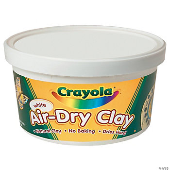 Crayola® Air-Dry Clay - 2 lbs.