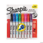 Sharpie® Brush Tip Markers