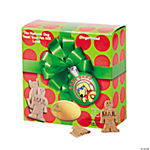Bark Bars® Gingerbread Dog Treats In Polka Dot Box