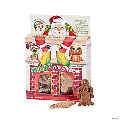 Bark Bars® Naughty Or Nice Natural Dog Treats