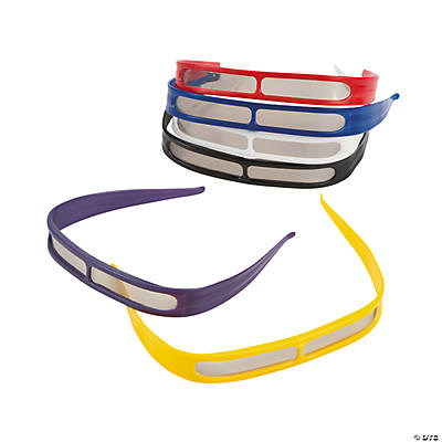Streamlined Hairband Sunglasses
