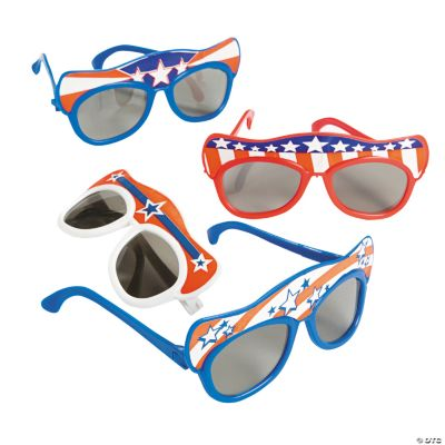 Stars & Stripes Kiddie Sunglasses