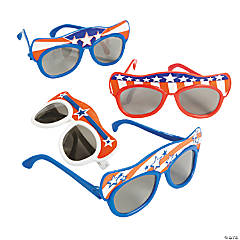 Stars And Stripes Kiddie Sunglasses
