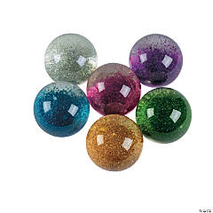 Rubber Hi-Bounce Crystal Water Balls