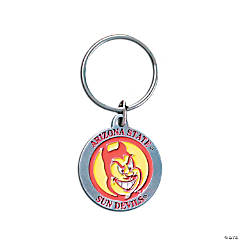 Metal NCAA® Arizona State Sun Devils Sculpted Key Rings