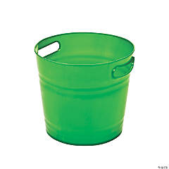 Green Ice Buckets