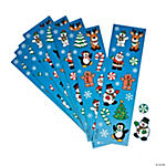 Christmas Sticker Strips