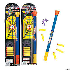 Plastic Blow Darts