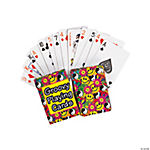 Paper Groovy Playing Cards