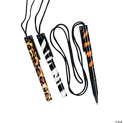 Safari Pens on A Rope