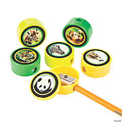 Wildlife Pencil Sharpeners
