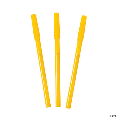 Yellow Stick Pens
