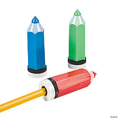 Crayon-Shaped Pencil Sharpeners