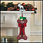 Personalized Fido's Stocking