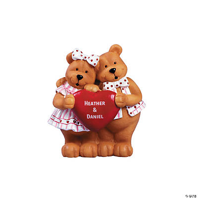 Personalized Bear Couple