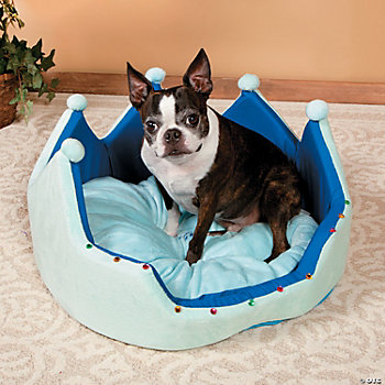 "Plush ""Prince"" Pet Bed"