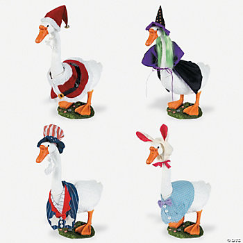 Seasonal Goose Clothing Set #1