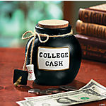 """College Cash"" Fund Jar"