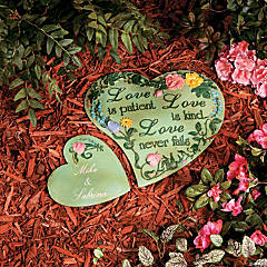 """Love is Patient..."" Stepping-Stones"