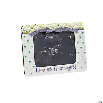 """Love at First Sight!"" Ultrasound Frame"