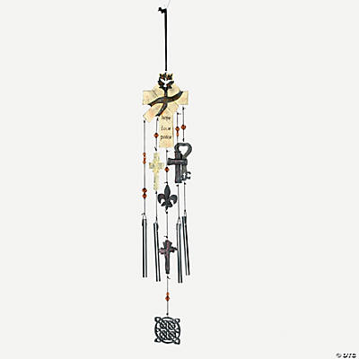 Cross Wind Chimes