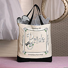 """Bride"" Tote Bag"