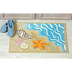 Seashell Bath Mat