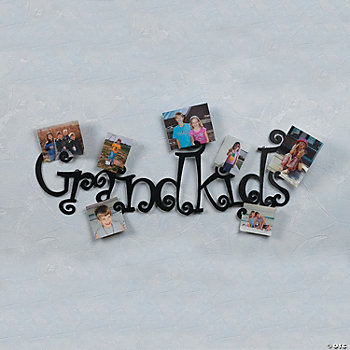"""Grandkids"" Photo Holder"
