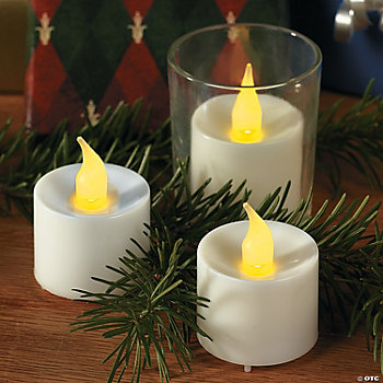 Battery-Operated Votives