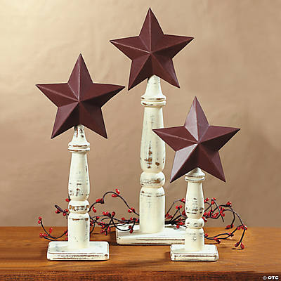 Stars on Spindles