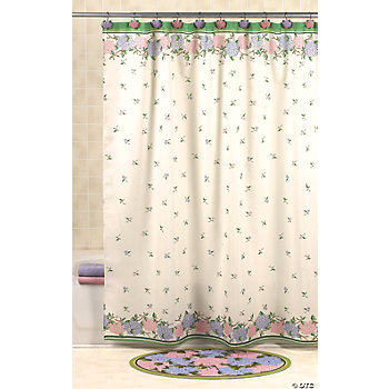 Hydrangea Shower Curtain Home Textiles Home Decor