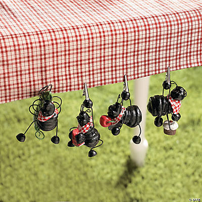 Tablecloth Ants