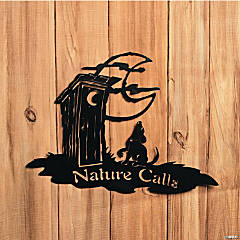 """Nature Calls"" Wall Hanging"