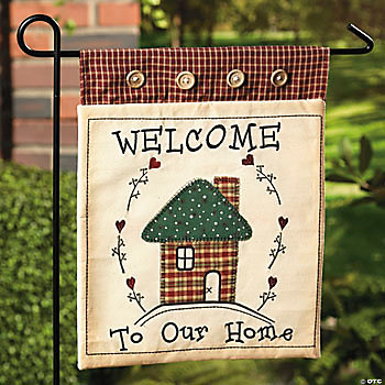 Home decor accents holiday decorations accessories for Patriotic welcome home decorations