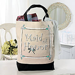 """Maid of Honor"" Tote Bag"
