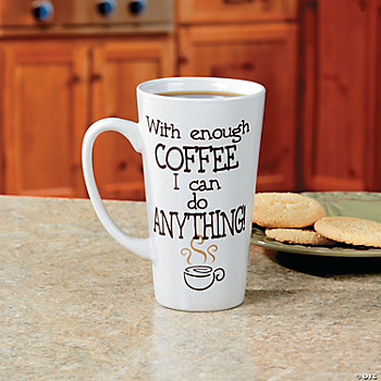 Coffee Java Mug