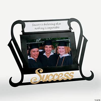 """Success"" Picture Frame"