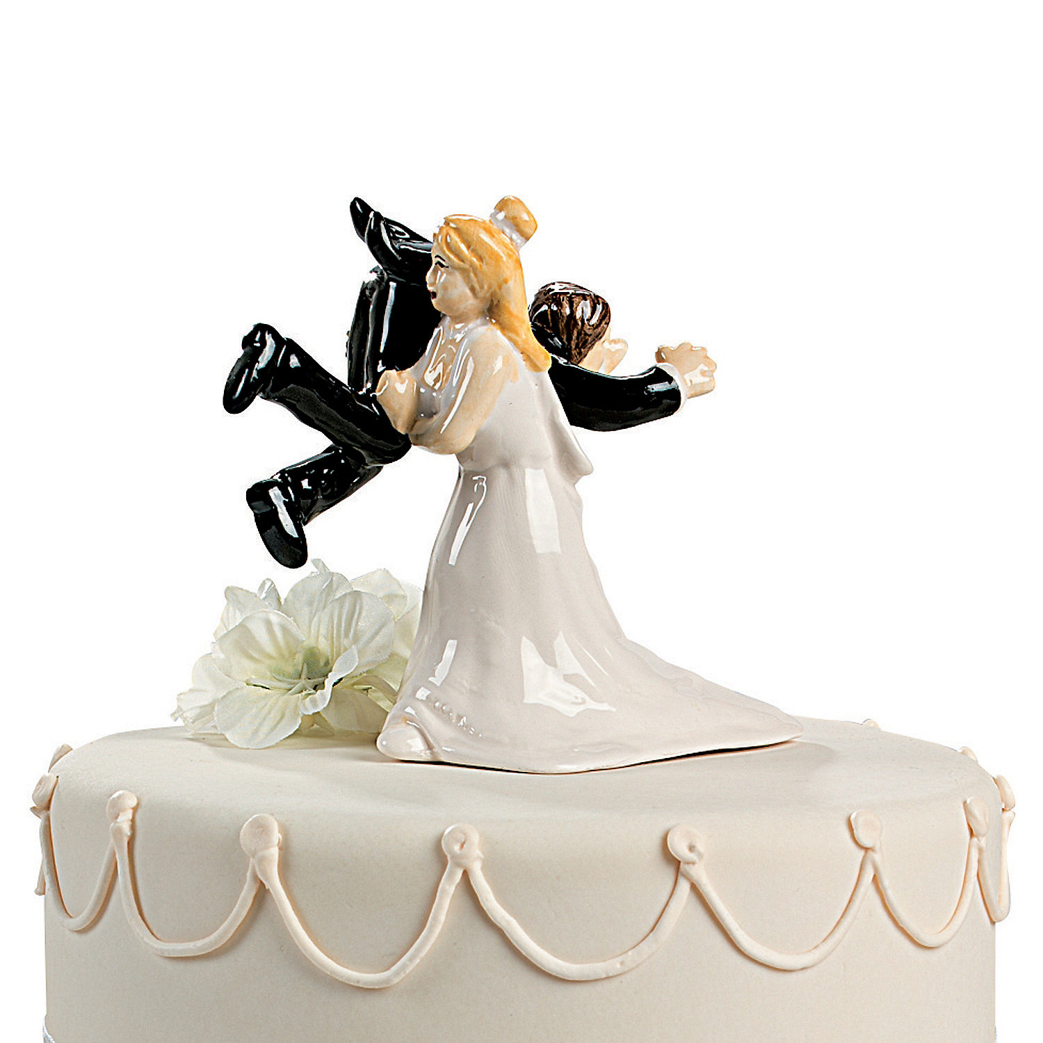 Pics s Interracial Wedding Cake Toppers Funny