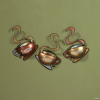 Coffee Mug Wall Décor