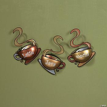 Coffee Mug Wall Décor, Wall Art and Decorations, Home Decor ...