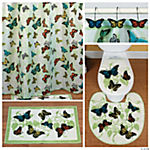Butterfly Bathroom Collection