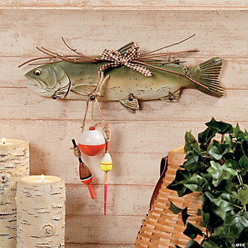 Fish Wall Hanging
