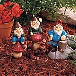 Gnome Plant Stakes