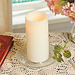 Round Flameless Candle